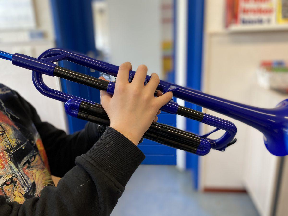 Trompet Spelenderwijs